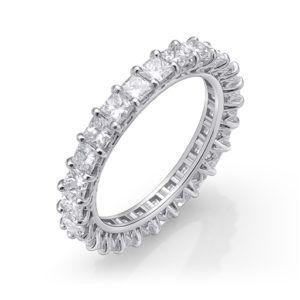 Con diamantes
